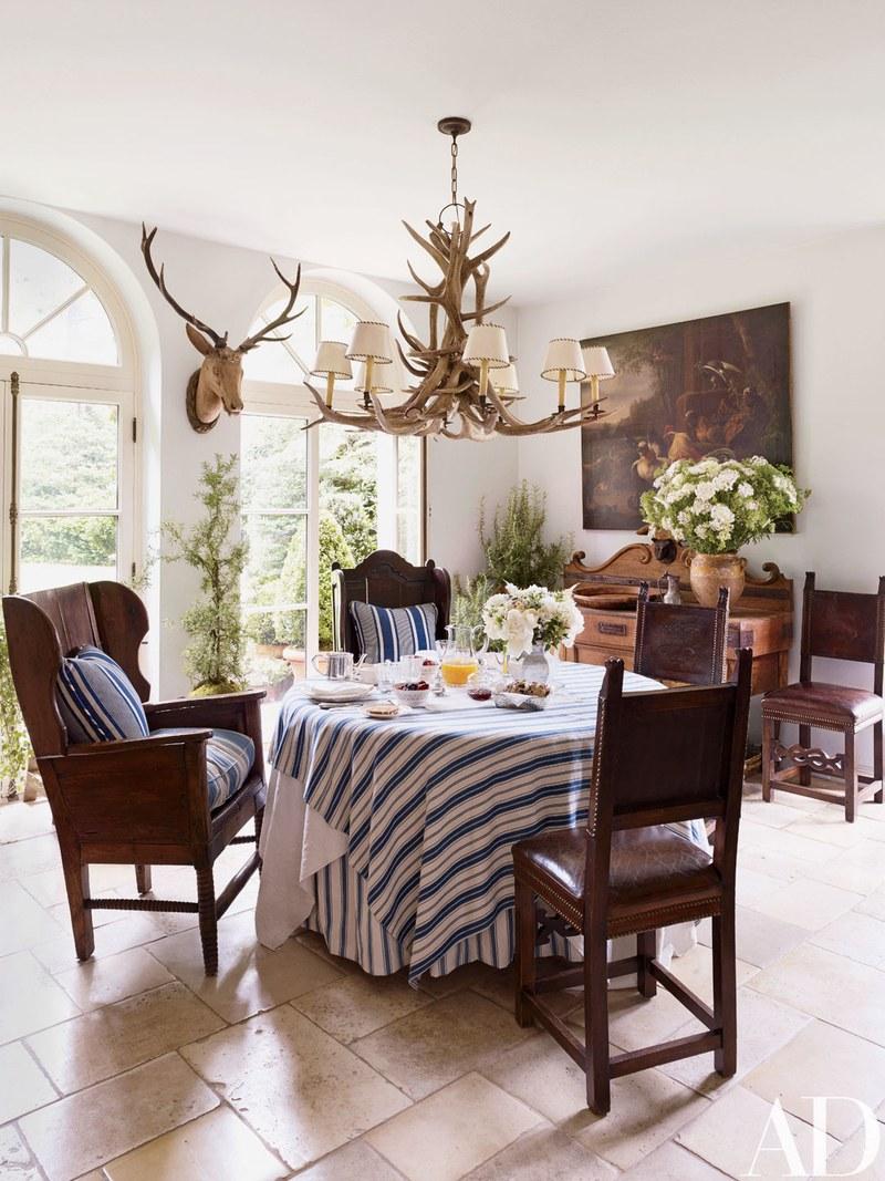 Interior focus ralph lauren 39 s ny home poppy bevan - Ralph lauren country home ...